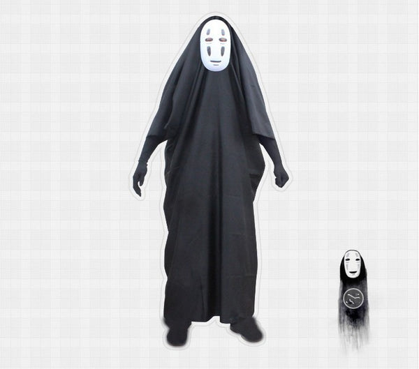 No face  cosplay party anime three piece set YV40439