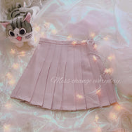 Student pleated skirt YV520