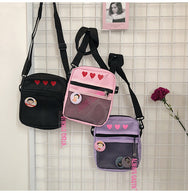 Cute heart print bag YV40185