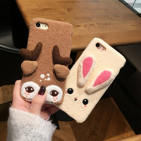 #Thank you for my dear customer review  from instagram @alainschuler  ( CUTE KAWAII ELK RABBIT PHONE CASE YV226)