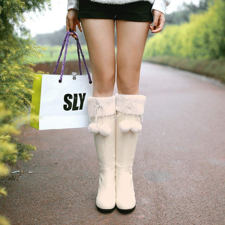 lolita sweet long boot YV2290