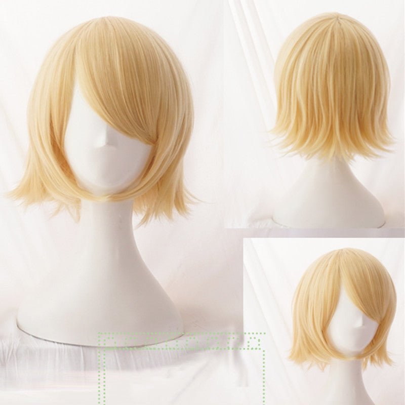 Kagamine Rin/Len cosplay gold wig YV43457