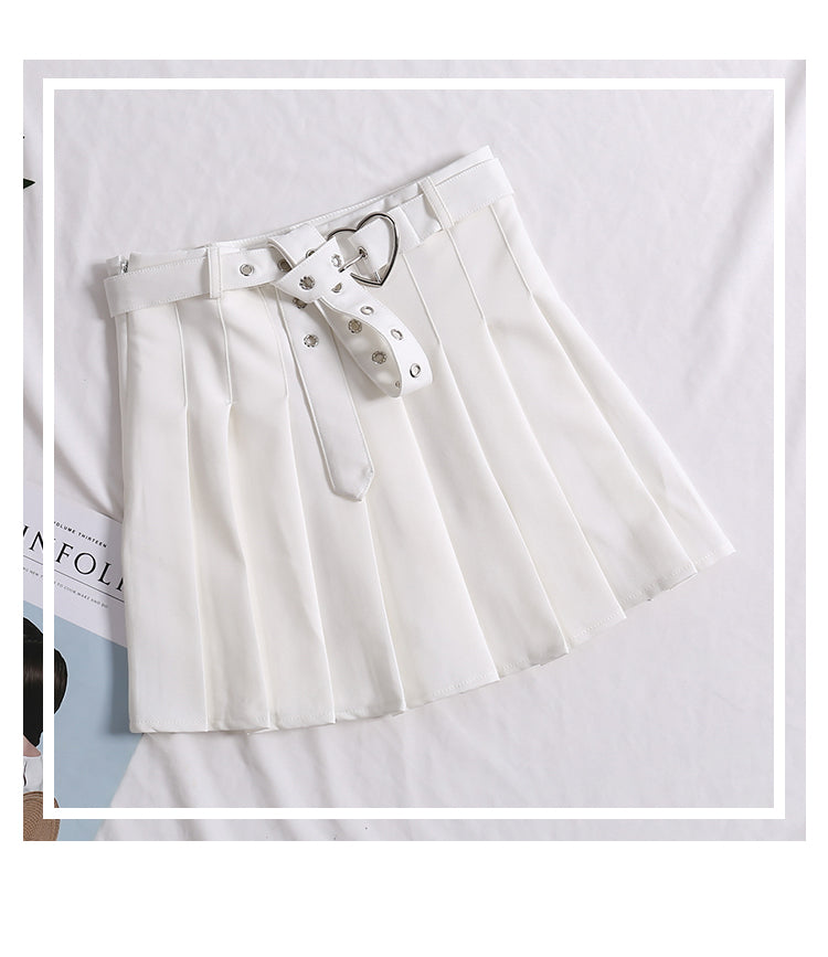 Ulzzang Love Skirt YV40998