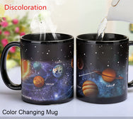 Starry Solar System Color Chang Cup YV40209