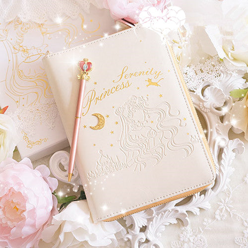 Sailor Moon  Rod Pen Schedule Plan Book YV8085