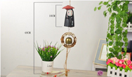 Kawaii Cartoon Bell Wind Chime YV2263