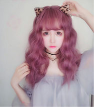 Japanese Harajuku long curly hair YV2336