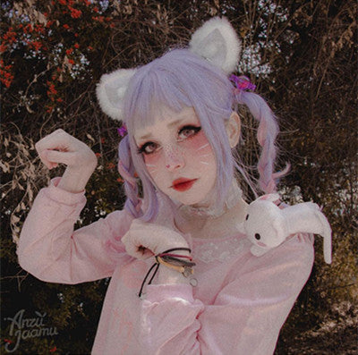 REVIEW FOR CAT PUSS SUIT AND GAUZE SKIRT TWO SUIT YV1508