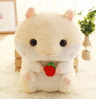Cute long-eared rabbit and hamster backpack YV2460