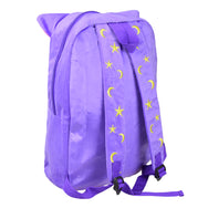 Sailor Moon Luna Fluffy Plush Backpack YV8016