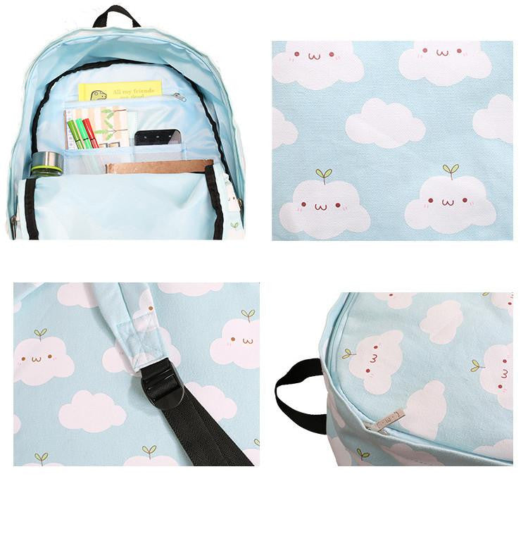 Blue Sky Lil Clud Backpack YV16058