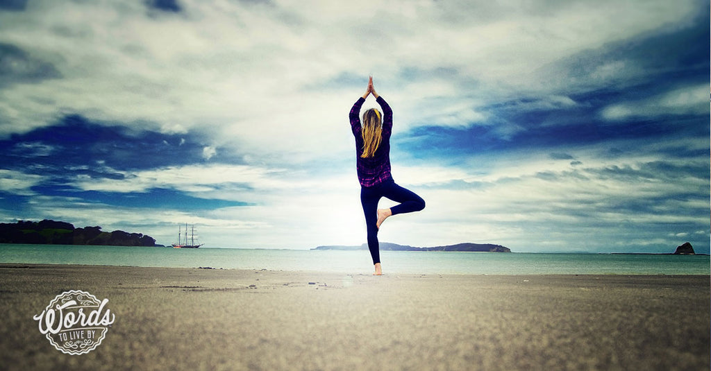Get your yoga high on: Three reasons it's great for your body and mind