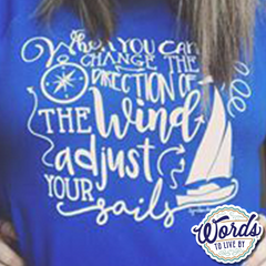 Adjust Your Sails Clothing