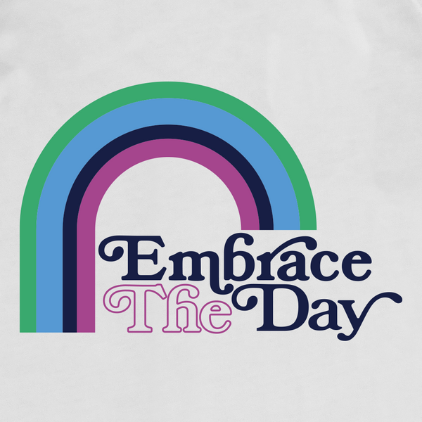 Embrace The Day Freedom Tee