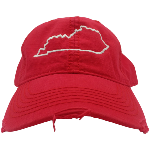 Kentucky State Outline Hat