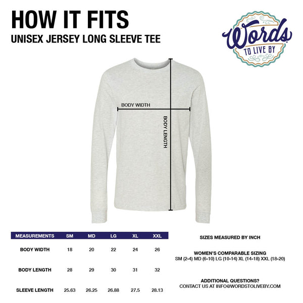 Learn to Surf Long-Sleeve T-Shirt