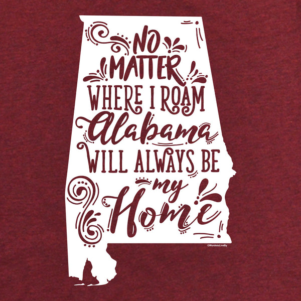 Alabama T-Shirt close up