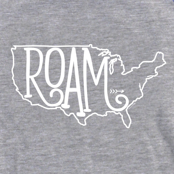 Roam Toddler Raglan