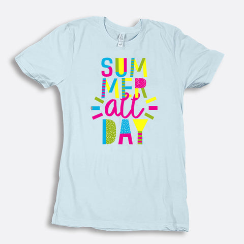 Summer All Day Short-Sleeve T-Shirt