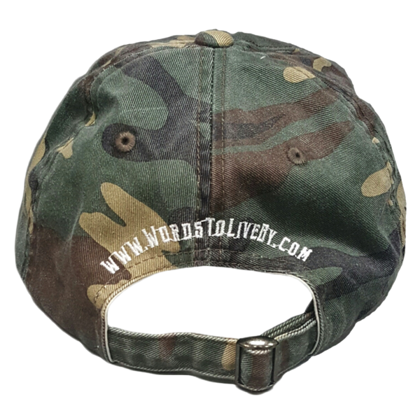 Roam Kentucky Camo Hat