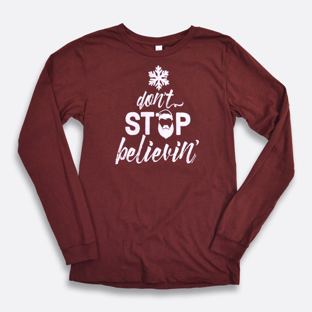 Don't Stop Believin' Long Sleeve