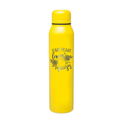 Easy Peasy Lemon Squeezy Thermal Tumbler