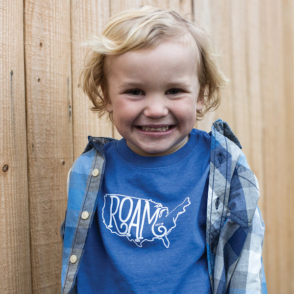 Roam Toddler Short-Sleeve T-Shirt