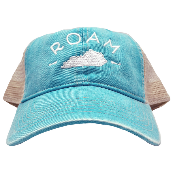 Roam Kentucky Trucker Hat