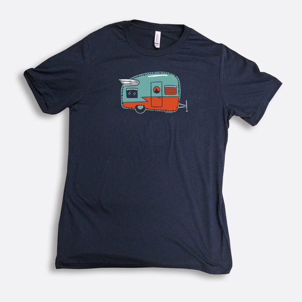 Happy Camper Short-Sleeve T-Shirt