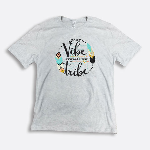 Vibe Attracts Tribe T-Shirt