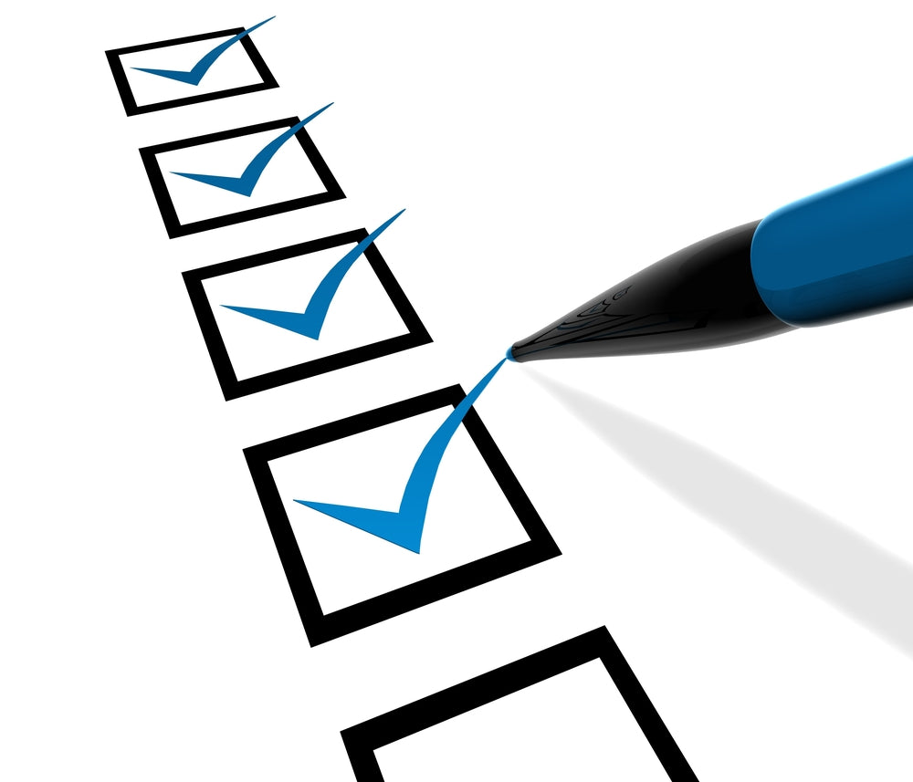 Management Agency Agreement Sign Up Checklist Cf