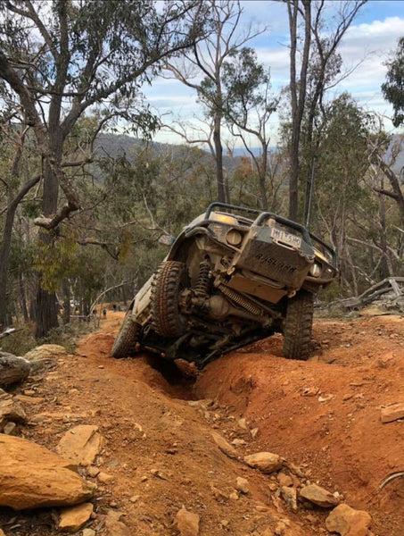 Off Road Know How - Top 5 Tips for your next Four Wheel Driving Adventure
