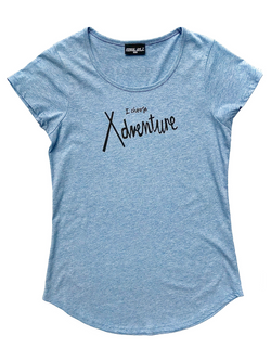 I Choose Adventure Women's T-Shirt