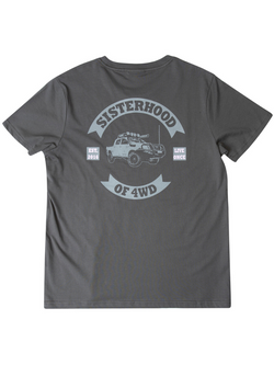 Sisterhood of 4WD Women's T-Shirt