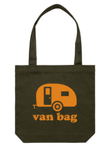 Retro van bag Tote