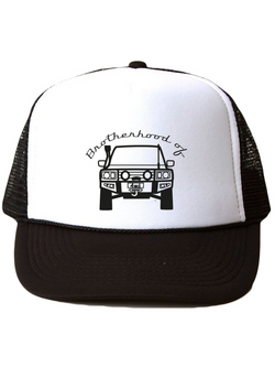 Brotherhood of 4WD Trucker Cap