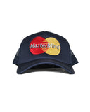 """MasterMind"" (Navy) Trucker Hat"