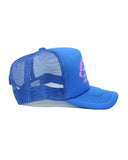 """Bob's Liquor"" (Blue) Trucker Hat"