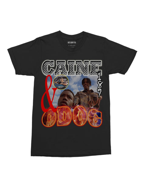 """Caine and ODog"" Tee"
