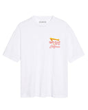 """Get Out Of LA 2020"" (White) Tee"