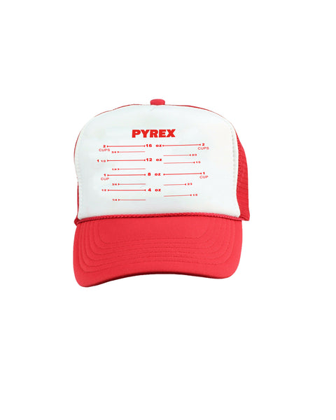 """Pyrex"" Trucker Hat"