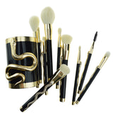 The Catch™ Serpent Makeup Brush (Set of 10)