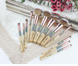 The Catch™ Mandala Makeup Brush (Set of 12)