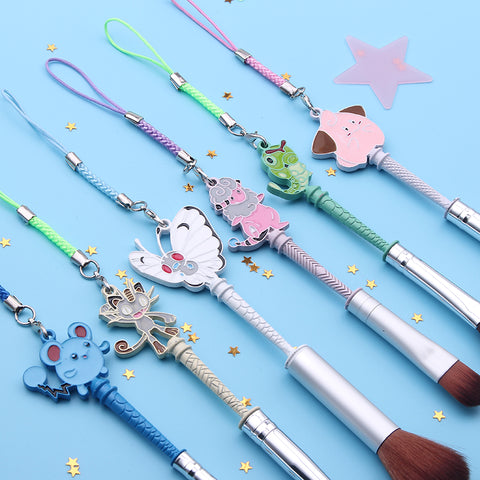 The Catch™ Pokemon-inspired Makeup Brush (Set of 6)