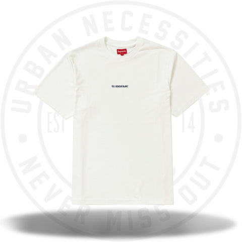 Supreme Internationale S/S Top White