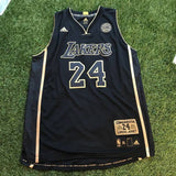Adidas Commemorative Lakers Jersey Kobe Black-Urban Necessities