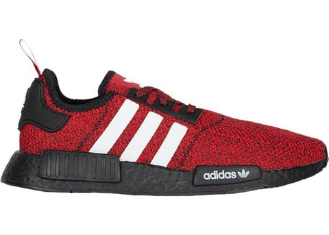 adidas NMD R1 Carbon Red White Black - EF1241-Urban Necessities