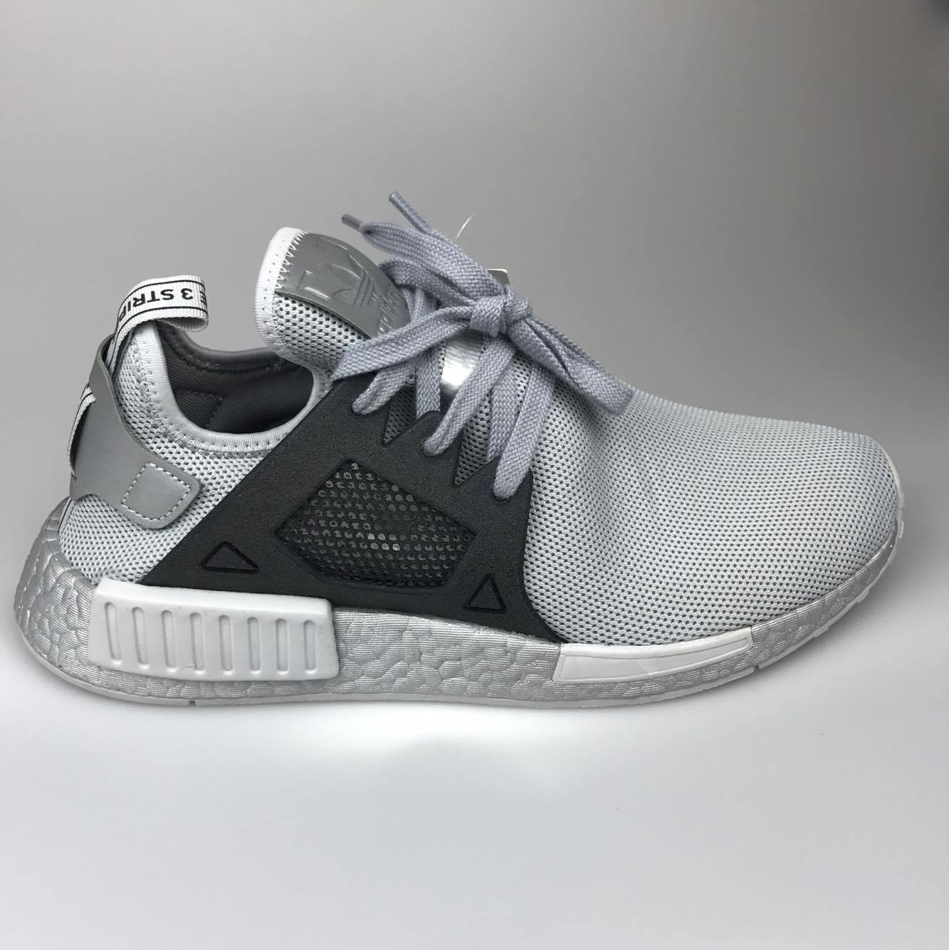 Adidas NMD XR1 Army Duck Camo Green Black flux ultra boost White