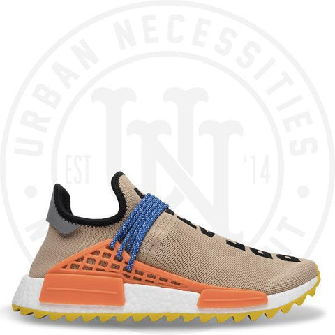 Adidas Pharrell x NMD Trail 'Human Race' Pale Nude Sample-Urban Necessities