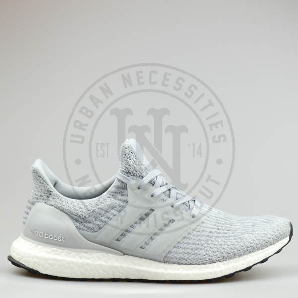 Adidas Ultra Boost 3.0 Clear Grey-Urban Necessities